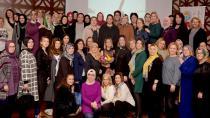 Gönül Elleri Çarşısı, Kadın Kent Gönüllüleri'ne 'Nefes Eğitimi' Düzenledi
