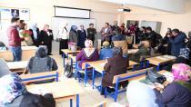 Okuma Yazma Seferberliği, 'Eğitim Kenti Tuzla'da Başladı