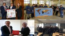 Tuzla İlçe Milli Eğitim Müdürlüğü Brüksel'de