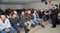 Gençlik Merkezi Şiir Kulübü, Şiir Dinletisi Düzenledi