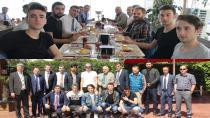 Şampiyon Tuzla Devlet Hastanesi Yemekte Buluştu