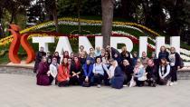 Dr. Fatma Yazıcı ve Kadın Kent Gönüllüleri, İBB 13. İstanbul Lale Festivali'ne Katıldı
