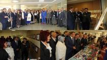 Tuzla Devlet Hastanesi'nden Resim ve El Sanatları Sergisi
