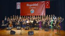 Tuzla Belediyesi'nin Ev Sahipliğinde 'Dostluk Konseri' Düzenlendi