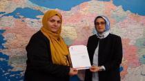 Arzu Öğüt Şimşek AK Parti Kartal İlçe Kadın Kolları Başkanı Oldu
