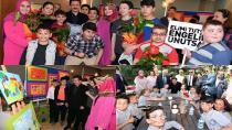 Tuzla'nın Özel Çocukları, Engelliler Haftası'nda Resim Sergisi Açtı