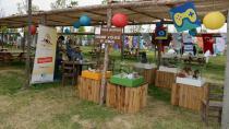 Tuzla Belediyesi, İstanbul Gençlik Festivali'ne Origami Sergisi ve Atölyesi ile Katıldı