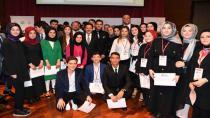 Genç Liderler Akademisi, İlk Mezunlarını Verdi