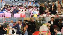 AK Kadın Tuzla Anneler Günü'nü Kutladı