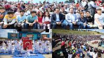 Tuzla Belediyesi Bilgi Evleri, Bahar Festivali'nde Yeteneklerini Sahneledi