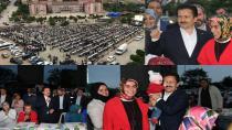 Tuzla Belediyesi'nden TOKİ'de 6 Bin Kişilik İftar Sofrası