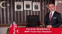 Volkan Beşiroğlu, '24 Haziran'da Türkiye Tarihi Bir Seçim Yapacaktır'