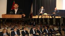 Berat Albayrak Tuzla'da Sanayici ve İşadamlarıyla Bir Araya Geldi