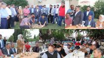 AK Tuzla Seçim Zaferini Mimarsinan'da Şükür Kurbanıyla Kutladı