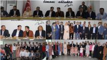 Berat Albayrak'tan AK Tuzla'ya Teşekkür Ziyareti