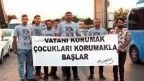 Tuzla'dan Ankara'ya idam için yürüyorlar