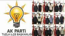 AK Tuzla'da 9 Mahalle Başkanı Değişti