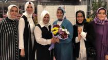 AK Kadın Tuzla'da Başkan Nurhan Erdem Oldu