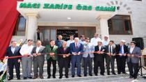 Hacı Zarife Örs Camii, Dualarla İbadete Açıldı
