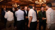 Başkan Yazıcı, Belediye Personeliyle Bayramlaştı