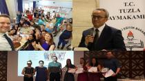 Uluslararası Eğitmenler Tuzla'da