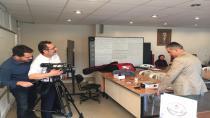 Tuzla'da Eğitimciler Uygulamalı Sinema Okulu Kurdu