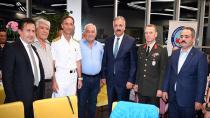 Tuzla Kaymakamlığı ve Tuzla Belediyesi, Şehit ve Gazi Aileleri Yemeği Düzenledi