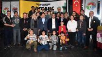 Tuzla Kışa Merhaba Satranç Turnuvası'nda Sporcular Strateji ve Taktikleriyle Yarıştı