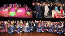 Tuzla Mozaiği, Anadolu Gelinleri Düğün Programında Buluştu