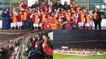Galatasaray'dan Özel Çocuklarımıza Anlamlı Jest