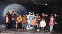 Gönül Elleri Çarşısı'na Kayıtlı Çocuklar Farklı Etkinliklerle Sosyalleşiyor