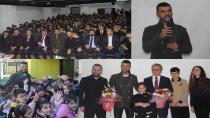 Kenan Sofuoğlu Kale Koleji'nde Öğrencilerle Söyleşide Bir Araya Geldi