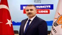 AK Tuzla'da SKM Başkanı İsmail Çetin Oldu