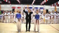 Tuzla'da Spor Zamanı Bahar Sezonu Açılışında Renkli Görüntüler Yaşandı