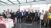 Tuzla Kızılay'da Yeni Başkan Sebahattin Demirci Oldu