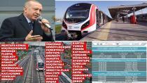 Gebze-Halkalı Marmaray Açıldı