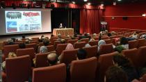 """Tuzla Belediyesi ve Tuzla Müftülüğü, """"Dirilişten Kurtuluşa Çanakkale"""" Söyleşisi Düzenledi"""