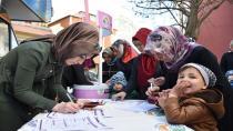 Anne Çocuk Eğitim Merkezi ve Bilgi Evleri'nin Yeni Şubesi Aydıntepe Mahallesi'nde Kuruluyor
