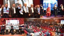 8. Geleneksel Tuzla'dan Anadolu'ya Kültürler Buluşması, Erzurumlular Gecesi İle Sona Erdi