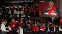 Kızılay Tuzla Şubesi Öğrencilere 30 Bin Diş Bakım Seti Dağıttı