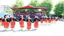 19 Mayıs Atatürk'ü Anma, Gençlik ve Spor Bayramı'nın 100. Yılı Tuzla'da Coşkuyla Kutlandı