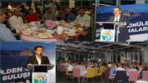 Tuzla'daki STK'lar AK Parti İftarında Bir Araya Geldi