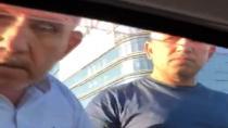 Trafik Magandaları Hamile Kadının Bulunduğu Araca Saldırdı