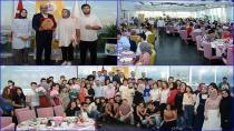 Tuzla Belediyesi Gençlik Merkezi 703 Öğrencisini Üniversiteye Uğurladı