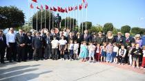 Tuzla'da Şehit ve Gaziler Günü Törenle Kutlandı
