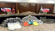 İstanbul'da 25 Milyonluk Uyuşturucu Operasyonu