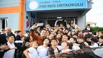 Tuzla'da Bayrak Törenleri Devam Ediyor