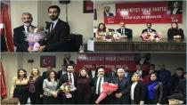 Eren Ali Bingöl Görevi Devraldı