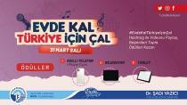 Evde Kal Türkiye İçin Çal