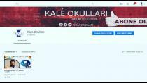 Kale Okulları Artık Youtube'da
